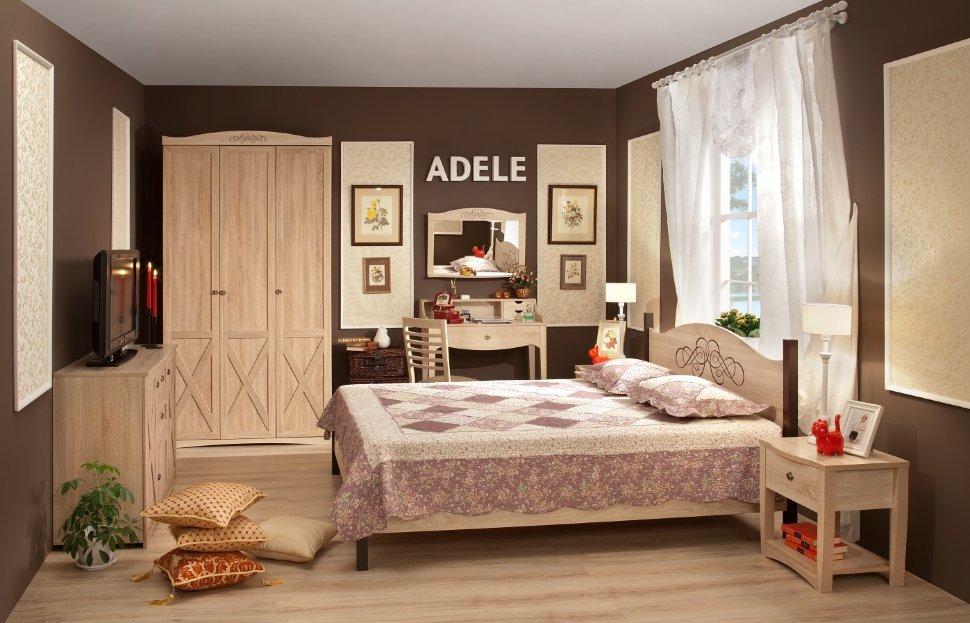 моих знакомых спальня адель фото интердизайн карелию приезжают